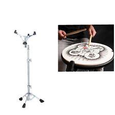 "MEINL Cymbals Practice Pad 12"" inkl. TAMA Trainings Pad Stand Zweistrebige Beine"