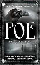 Poe: 19 New Tales Inspired by Edgar Allan Poe-ExLibrary