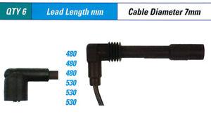Spark Plug Leads FOR Audi A6 4B C5 A4 8D2 B5 8E2 Volkswagen Passat
