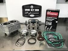POLARIS SPORTSMAN 700 COMPLETE ENGINE MOTOR REBUILD CRANK FORGED PISTON GASKET