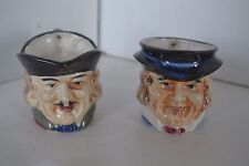 Toby, Vintage Miniature Toby Mug Made In Occupied Japan Lot of 2 lot1