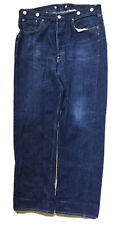 LEVI'S VINTAGE LVC 1915 Cone Denim 34x30 MADE IN USA 501XX Jeans