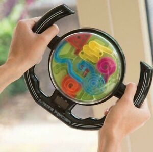 Car Racing Maze Game Skills &  Balance Game For Kids Gift Toy For Boys