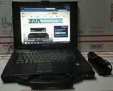 Panasonic Toughbook CF-52 Laptop 2.26ghz Core 2 Duo 1TB  HDD 4GB MM Win 8.1 32 b