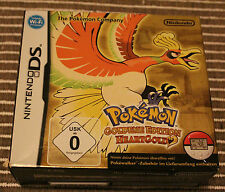 Pokemon Goldene Edition Heartgold - Nintendo DS - TOP