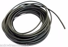 Automotive Wire 16 Awg High Temp Gxl Wire Black 50 Ft Coil