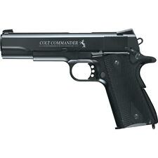 "Umarex Colt Commander Blowback Air Pistol .177 BB 4.5"" Barrel 2254028"