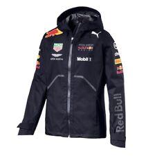 Red Bull Team F1 Team Rain Jacket