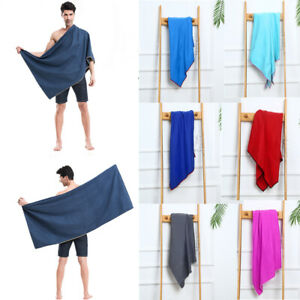 59x29inch Sport Microfiber Towels Quick Drying Large Beach Towels For Bath Yoga