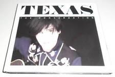 TEXAS - THE CONVERSATION - 2013 UK DOUBLE CD ALBUM IN DIGIPAK SLEEVE