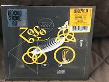 Led Zeppelin RSD Lt Edition Yellow Vinyl 2 Unreleased Songs