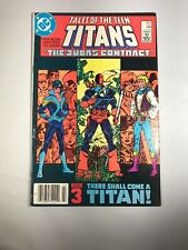 Tales of the Teen Titans 44 first Nightwing 1984 George Perez