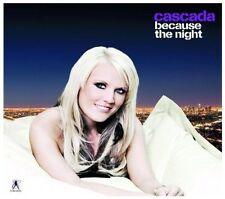 Cascada Because the night (2008) [Maxi-CD]