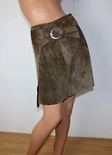 34 Miniröcke aus Leder in Größe