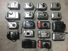 LOT OF 18 X Kodak DIGITAL CAMERAS C300 DX3900 DX4900 DX7630 DC4800 DC265 DX6440