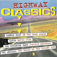 Dr Feelgood, The Animals, etc: Highway Classics - CD (1999)