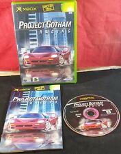 Project Gotham Racing (Microsoft Xbox) VGC
