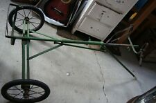 Antique Golf Pull Cart Buggy