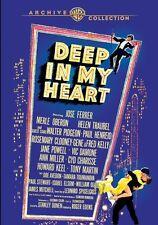 Deep In My Heart 1954 DVD - Merle Oberon Jose Ferrer *New & Sealed* Region 4