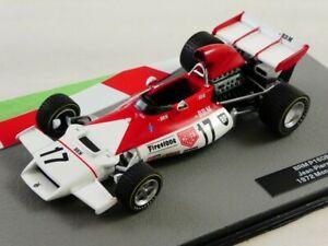 Altaya Die cast F1 BRM P160B #17 Jean Pierre Beltois winner Monaco GP 1972 1/43