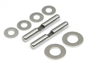 HPI SPARES Diff. Shaft Set (HPI7)