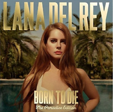 LANA DEL REY - Born To Die: The Paradise Edition - Vinyl LP - NEW AND SEALED