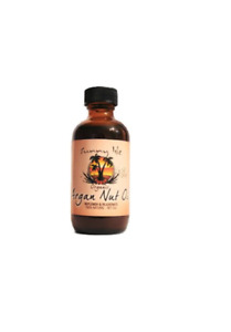 Sunny Isle™ 100% Pure Organic Moroccan Argan Oil for Hair Skin Face Cold Pressed