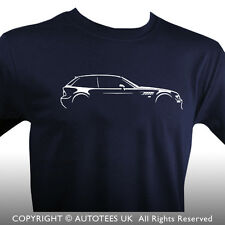 PREMIUM AUTOTEES CAR T-SHIRT - FOR BMW Z3 COUPE CAR ENTHUSIASTS