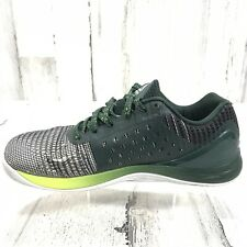 8219a5e4821 Reebok Womans Crossfit Nano 7 Shoes CM9520 Green Size 8