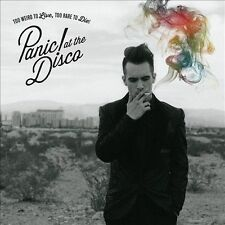 Too Weird to Live, Too Rare to Die! by Panic! At the Disco (CD, Oct-2013, Decay…