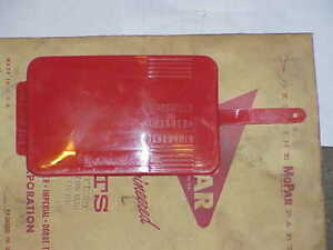 1961 Plymouth Dodge Chrysler Red WASHER LID Ram Manifold
