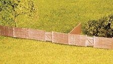 Wills SS44 - Larch Lap Fencing Panels 400mm x 17mm '00' Gauge Plastic Kit 1st Po