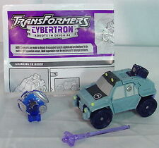 BRUSHGUARD  ~Transformers CYBERTRON Scout Class~ Loose~ MINT~ COMPLETE