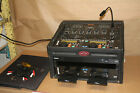 Gemini PMX-2001 DJ Mixer w/ CD340 & Furman M-8X2 Power Supply In SKB Case