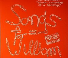 ULRICH TROYER SONGS FOR WILLIAM CD NEW MEDICD005 DEEP MEDI MALA inc COMIC NOVEL