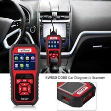 KONNWEI KW850 OBDII OBD2 EOBD Car Diagnostic Scanner Fault Code Reader Tool