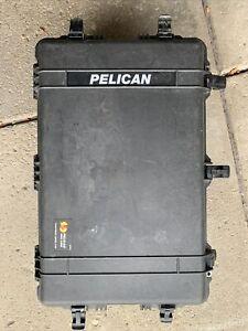 Pelican 1650 Protector Case with Foam - Black