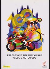FOLDER - ESPOSIZIONE INTERNAZIONALE CICLO E MOTOCICLO - EMISSIONE 2016 [RN17]