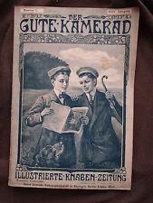 Der gute Kamerad 1909 Gaius Gracchus Absturz Luftschiff République Eismeer Tiere