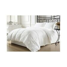 Luxury Down Comforter Queen Size Feather Blanket Alternate Duvet Hypoallergenic