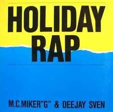 """M.C.Miker""""G"""" & Deejay Sven* - Holiday Rap (12"""") Vinyl Schallplatte - 144584"""