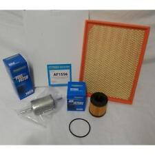 Filter Service Kit HOLDEN Astra Zafira 4D Wagon OIL R2602P AIR A1556 FUEL Z578