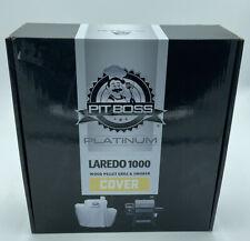 Pit Boss 31471 Platinum Laredo 1000 Wood Pellet Grill & Smoker Grill Cover