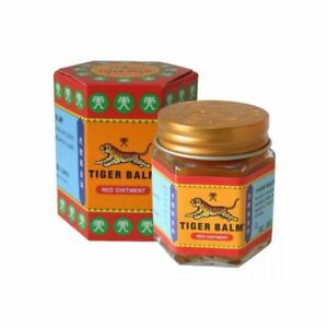 2 X Tiger Balm Red Ointment 21 ml Relieve Muscle Pain Herbal Natural +Tracking