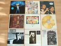 25 LP Sammlung aus 70er & 80er Excellent