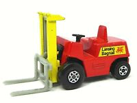 Matchbox Lesney Superfast No.15e Fork Lift Truck 'Lansing Bagnall'
