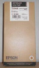 EPSON t5968 INCHIOSTRO MATTE BLACK Stylus Pro 7700 7890 7900 9700 9890 9900 2014