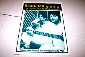 #129  BEATLEFAN Beatles Music Magazine Fanzine 2001