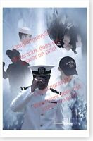 United States Navy Accelerate Your Life Poster