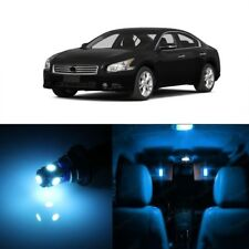 15 x Ice Blue LED Interior Light Package For 2009 - 2014 Nissan Maxima + TOOL